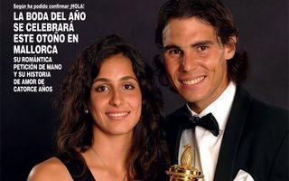 Rafa Nadal s-a logodit: Pe ea o iubește de 14 ani!
