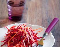 Ce se întâmplă când consumi morcovi cu mere și sfeclă. Studiu