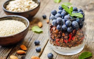Micul dejun ideal pentru diabetici: 8 reguli