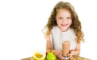 8 gustări pentru copiii care practică sporturi de performanță