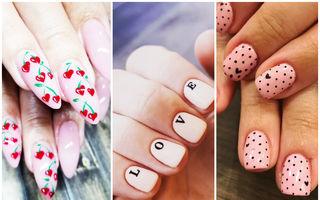30 de manichiuri romantice pentru Valentine's Day pe care le poți face acasă