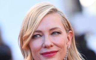 Cate Blanchett și-a schimbat radical look-ul. Cum arată actrița în prezent