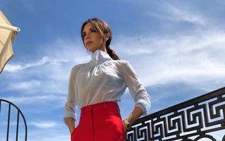 Victoria Beckham a anunțat că nu va mai folosi pielea de animale exotice în colecțiile sale