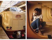 Călătorie în viitor: Cum arată în interior trenurile japoneze de noapte care îi cuceresc pe turiști
