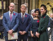 Harry și William s-au înțeles: Măsura pe care au luat-o pentru a reduce tensiunea dintre Kate și Meghan