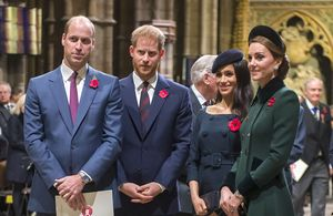 Harry, William, Meghan Markle, Katre Middleton