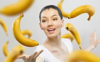 5 beneficii pentru piele ale bananelor. Cum să le folosești