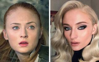 10 vedete care și-au schimbat radical look-ul