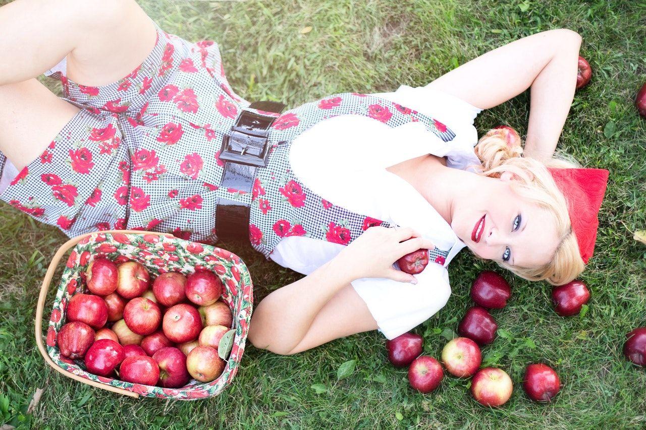 8 măști faciale cu mere pentru un ten luminos
