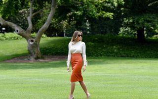 Melania Trump, o Primă Doamnă cum America n-a mai avut: 15 detalii care o fac specială
