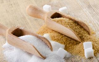Zaharurile naturale nu sunt mai sănătoase decât zahărul obișnuit
