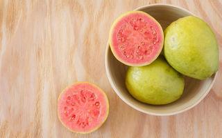 De ce ar trebui să incluzi fructul de guava în dieta ta?