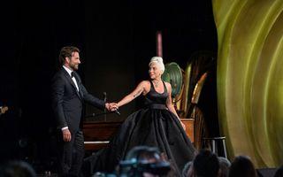 """Chimia """"explozivă"""" dintre Lady Gaga și Bradley Cooper a incendiat atmosfera pe scena Oscarurilor. Fanii sunt convinși: """"Se vor căsători!"""""""