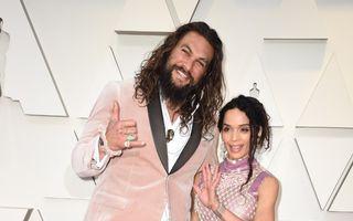 Jason Momoa și Lisa Bonet, pentru prima dată împreună la Premiile Oscar. Au cucerit covorul roșu!