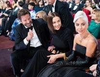 Lady Gaga și Bradley Cooper, perechea la care visează toată lumea după gala Oscar: Irina Shayk e la mijloc!