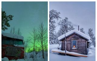 Farmecul scandinav: 13 imagini care demonstrează că iarna e mai frumoasă în Suedia