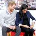 Gluma deplasată pe care Prințul Harry a făcut-o despre sarcina soției. Meghan Markle n-a avut replică