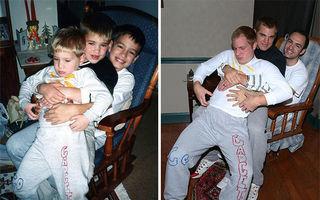 Copilăria readusă în prim-plan: 25 de fotografii amuzante