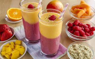 7 trucuri pentru a crea un smoothie sănătos