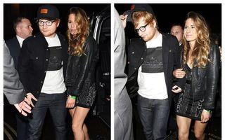 Ed Sheeran s-a căsătorit în secret cu iubita lui din copilărie: Ce poveste frumoasă de dragoste!