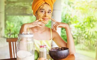 Gram sau făina de năut, ingredientul minune pentru o piele perfectă
