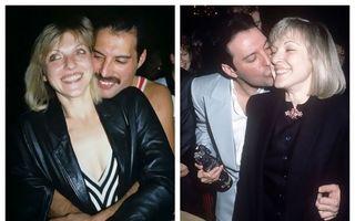 25 de imagini romantice cu Freddie Mercury și Mary Austin, prima și singura lui iubire adevărată