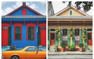 De ce merită să mergi la New Orleans: 20 de case care dau culoare orașului american