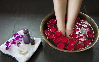 5 remedii naturale pentru picioarele umflate