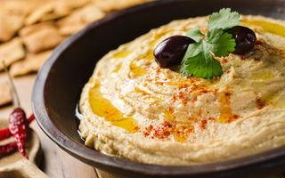 De ce ar trebui să mănânci humus în fiecare zi