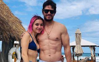 """Mark Wahlberg, un tată """"periculos"""": Fiica lui a crescut și el își arată mușchii"""