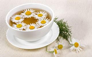 Beneficii pe care le aduce ceaiul de mușețel sănătății