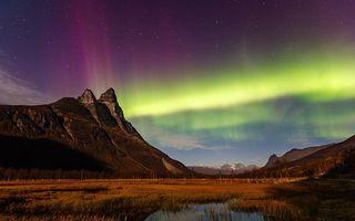 Dansul luminilor deasupra Nordului: 11 imagini fantastice cu Aurora Boreală surprinsă pe cerul Norvegiei