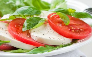 Brânza mozarella: 9 beneficii cremoase pentru organismul tău