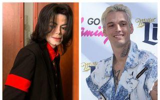 Aaron Carter sare în apărarea lui Michael Jackson: Fratele starului de la Backstreet Boys vrea să-l bată pe unul dintre acuzatori