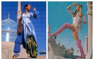 Cum arătau femeile din Iran înainte de Revoluția Islamică din 1979: 17 imagini surprinzătoare