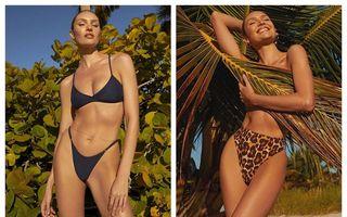 Regina costumelor de baie: Candice Swanepoel încinge plaja cu un corp de milioane