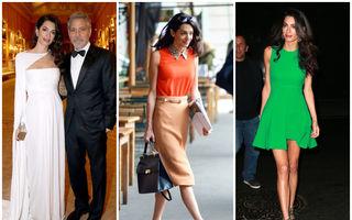 40 de ținute din garderoba lui Amal Clooney care te pot inspira