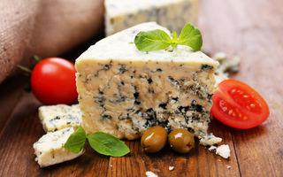 Brânza cu mucegai: 9 beneficii aromate pentru sănătate