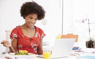 Cum să mănânci sănătos când ai un program de lucru prelungit