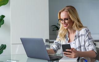 Cum reduci stresul când lucrezi de acasă? 4 soluții