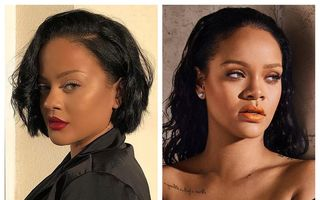 Fata care seamănă perfect cu Rihanna nu-și găsește iubit: Băieții o curtează ca să se laude că au o relație cu vedeta