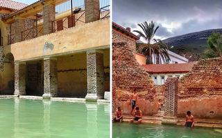Cum construiau romanii ceva care să dureze: Acest spa din Algeria e folosit și după 2.000 de ani