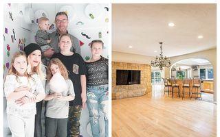 Tori Spelling are 5 copii și e îngropată în datorii, dar plătește chirie de 13.000 de dolari: Vedeta s-a mutat cu familia într-o casă somptuoasă