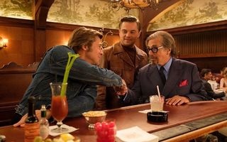 "Brad Pitt, Leonardo DiCaprio, Al Pacino și Luke Perry, într-o combinație marca Tarantino: Trailerul filmului ""Once Upon a Time in Hollywood"" - VIDEO"