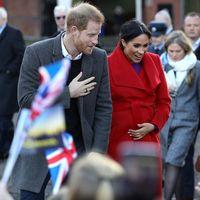Asteptand o mica prințesa: Pariorii englezi cred ca Meghan Markle va naste o fetița