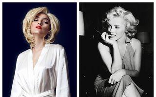 Blanca Blanco, o altă Marilyn Monroe: Cea mai senzuală femeie de la Hollywood, readusă la viață într-o nouă ședință foto