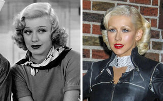 15 dovezi că reîncarnarea este reală: Vedetele care seamănă perfect cu oameni din fotografii vechi