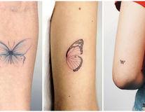 Cele mai frumoase tatuaje cu fluturi. 20 de idei din care să te inspiri