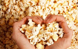 De ce ai nevoie de popcorn în meniul tău?
