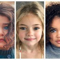 15 copii cu chipuri de ingeri: Privirile lor iți patrund in suflet